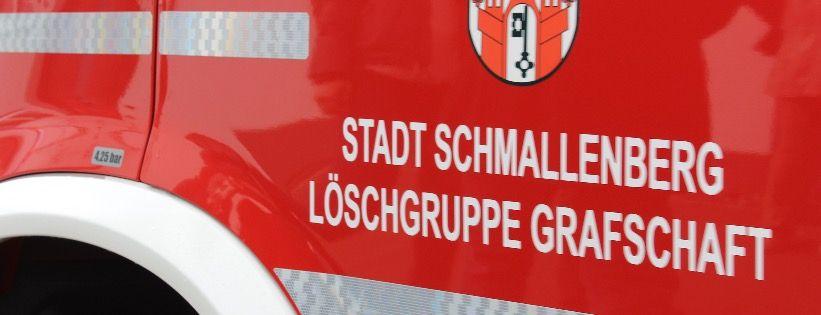 Freiwillige Feuerwehr - Löschgruppe Grafschaft