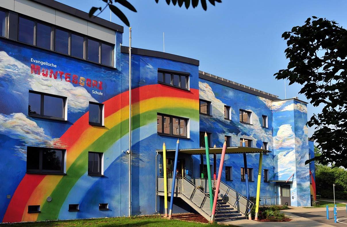 Willkommen in unserer Ev. Montessori Grundschule