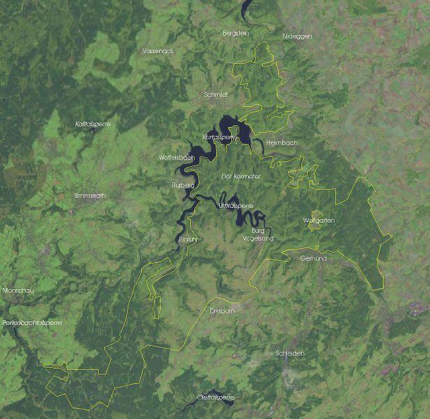 Nationalpark Eifel | nideggen.digital