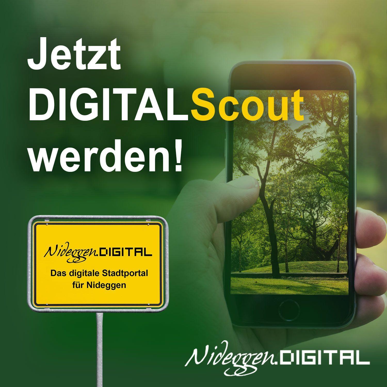 Jetzt DIGITALScout werden! - DigitalScout