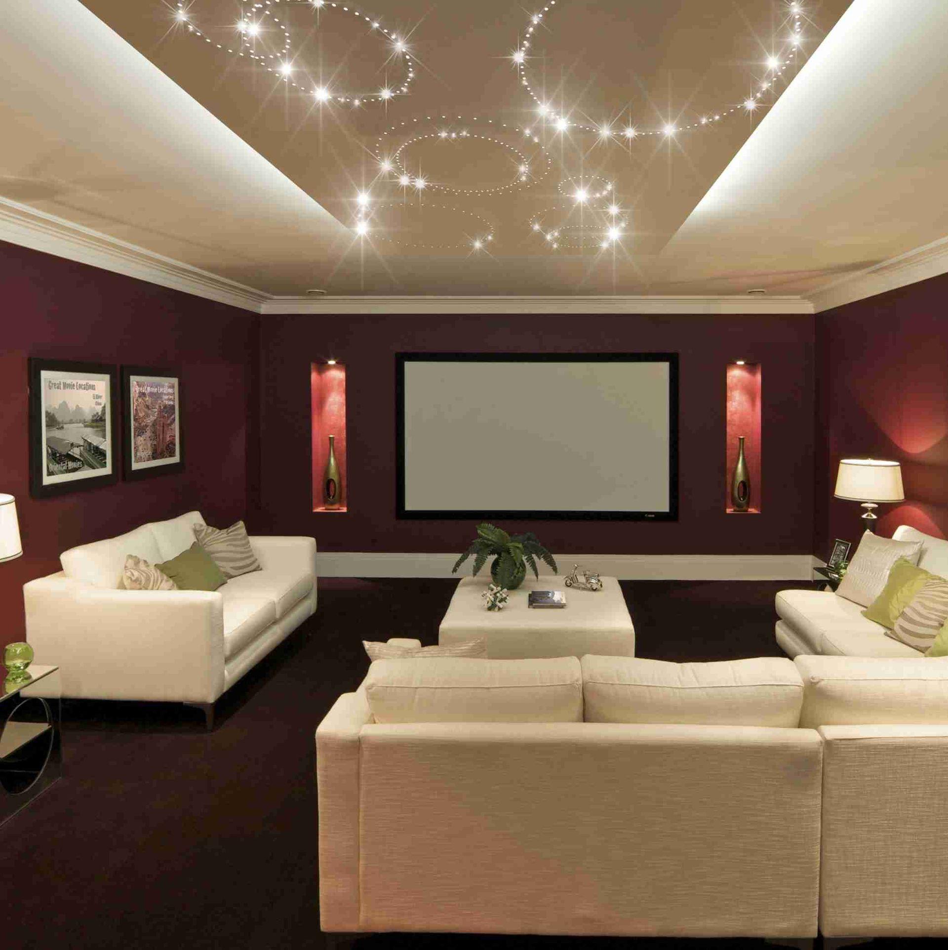 Die PIXLUM LED Sternenhimmel Bildergalerie