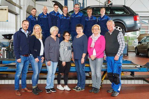 Unser Team: | Autohaus Jansen GmbH