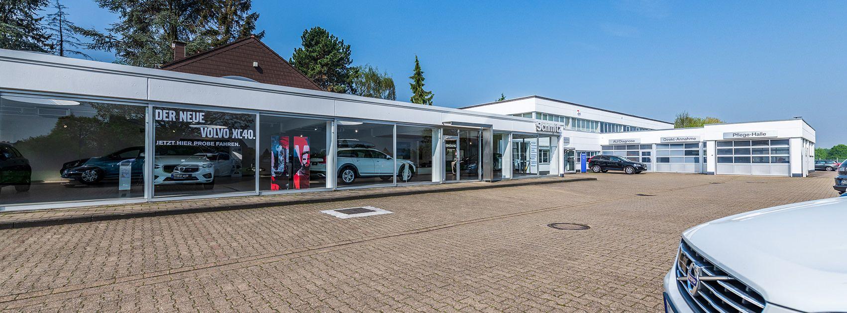 AGB's | Autohaus Schmitz