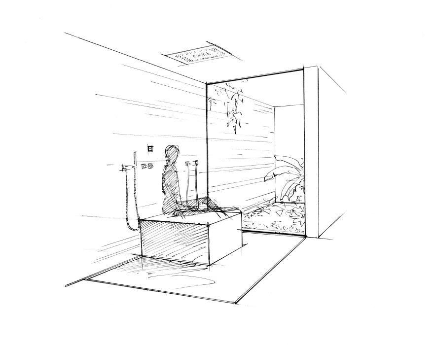 Duschrinnen - Bodengleiche Duschen