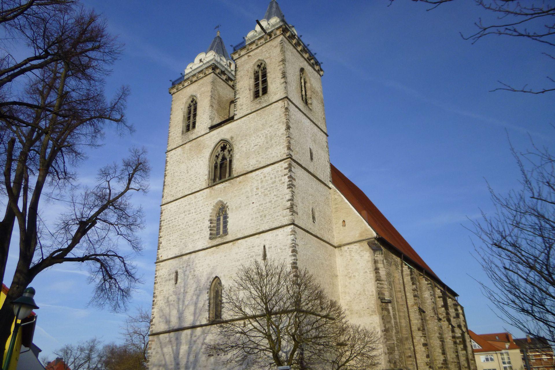 Kirchenführung St. - Johannis (Bad Salzelmen -
