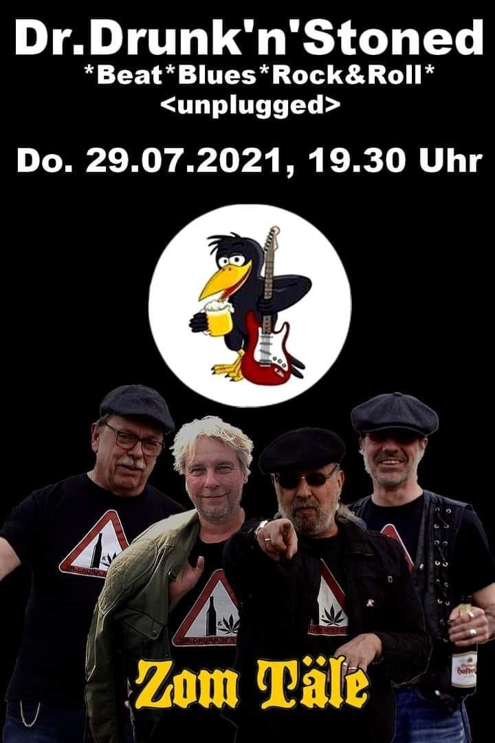Aktuell   Zom Täle - Die Kulturkneipe in Urbach