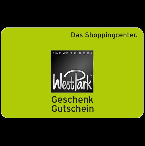 Den WestPark-Geschenkgutschein einfach online