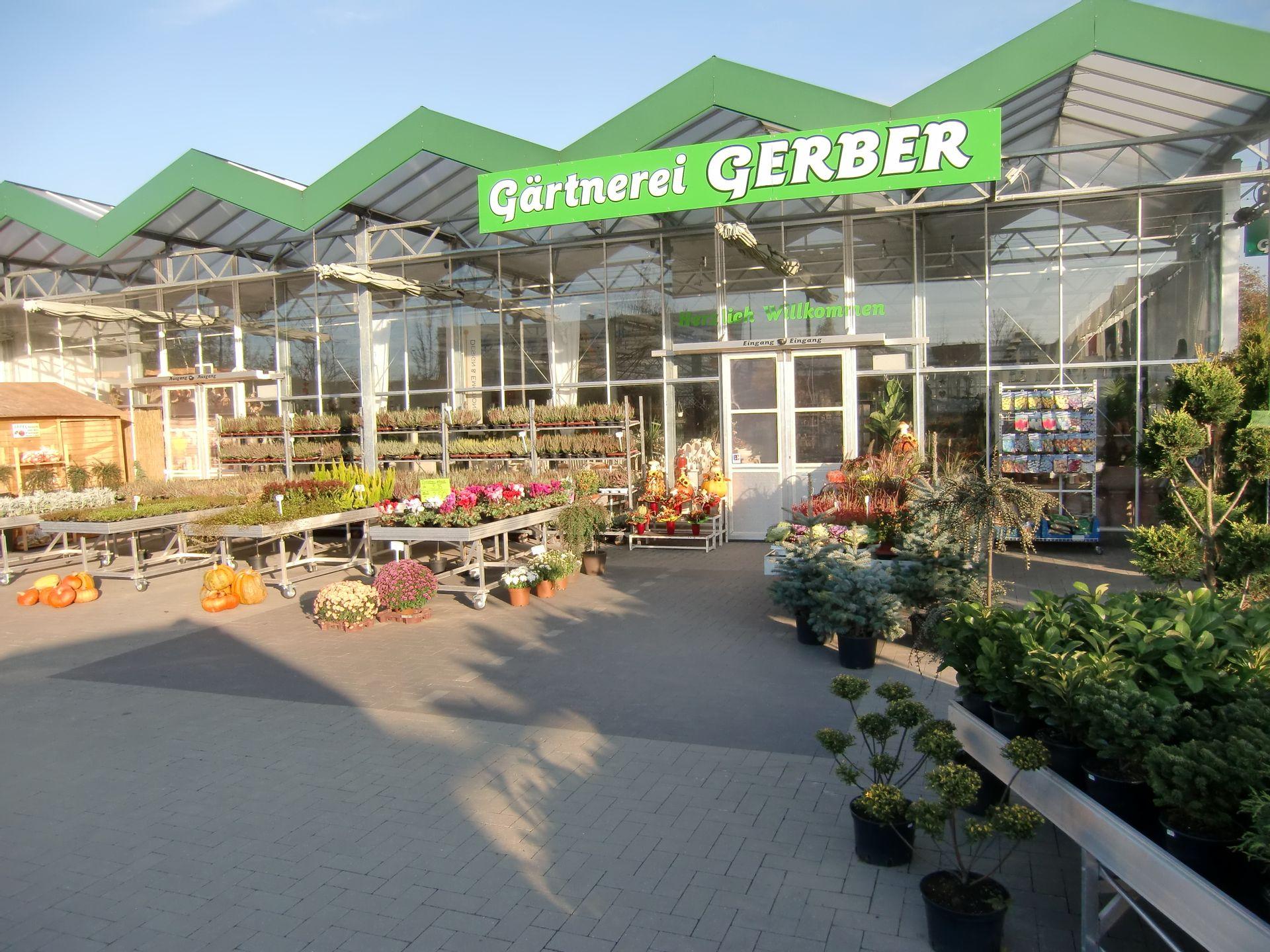 Anfahrt | Gärtnerei & Blumenpavillon Gerber