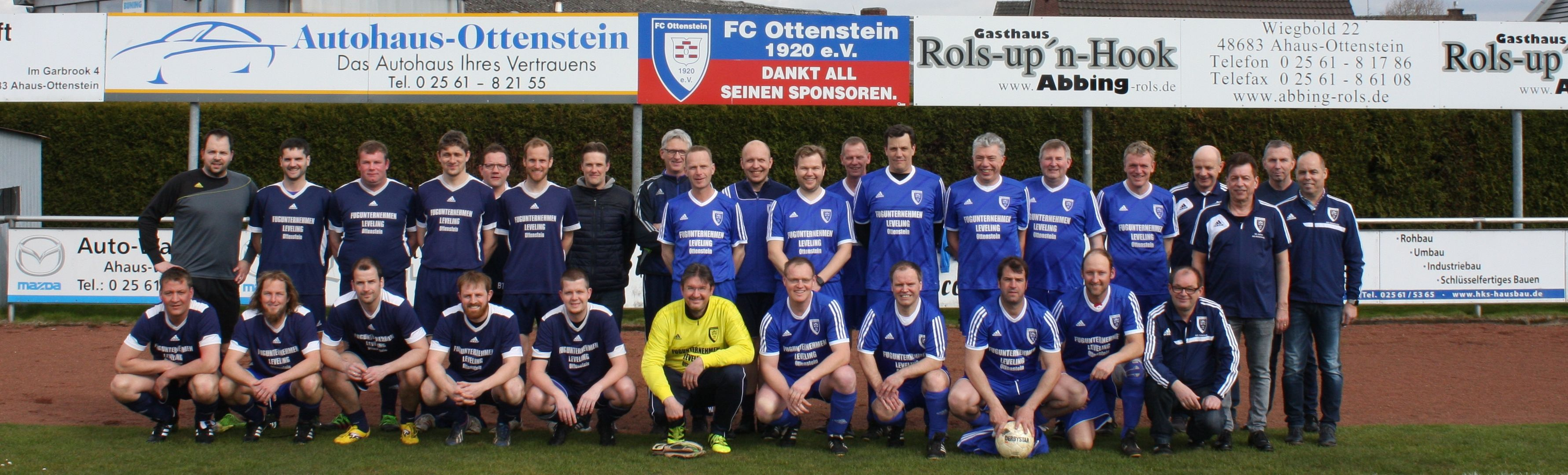 Altherrenmannschaft | FC Ottenstein 1920 e.V.