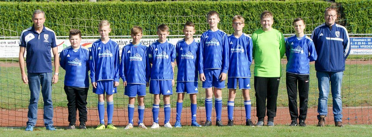 C2 (8er) - C 2 | FC Ottenstein 1920 e.V.