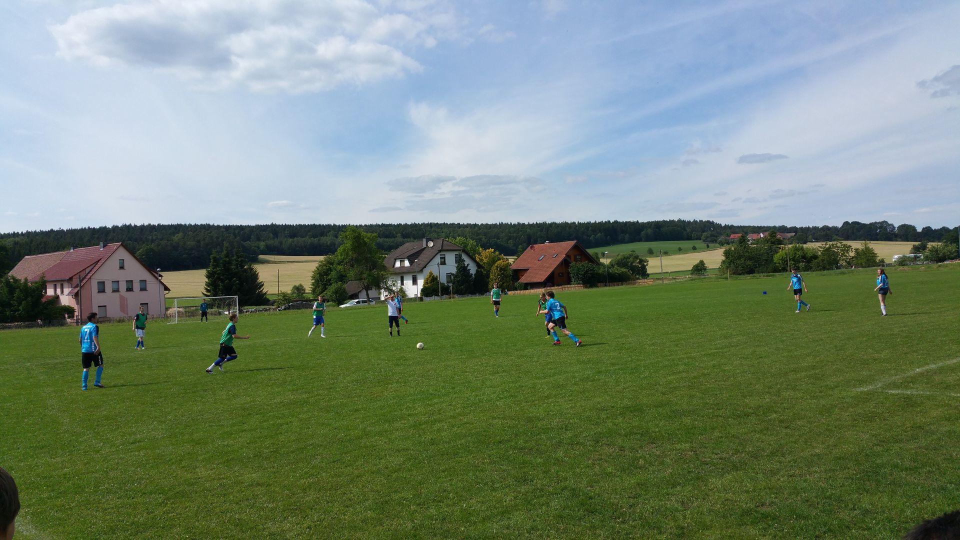 Abteilung Fussball | 1. FC Oberrohn