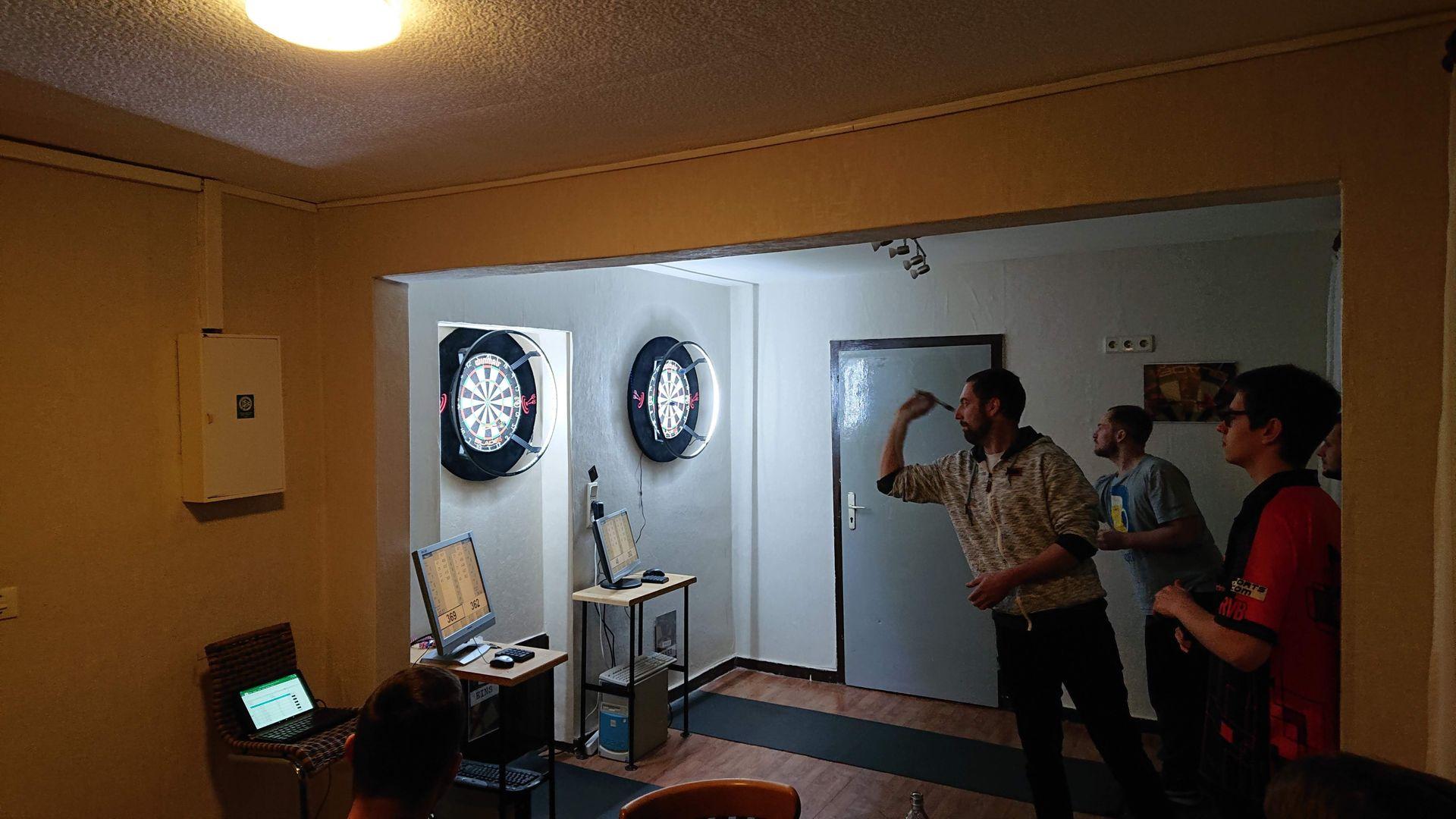 Abteilung Darts | 1. FC Oberrohn