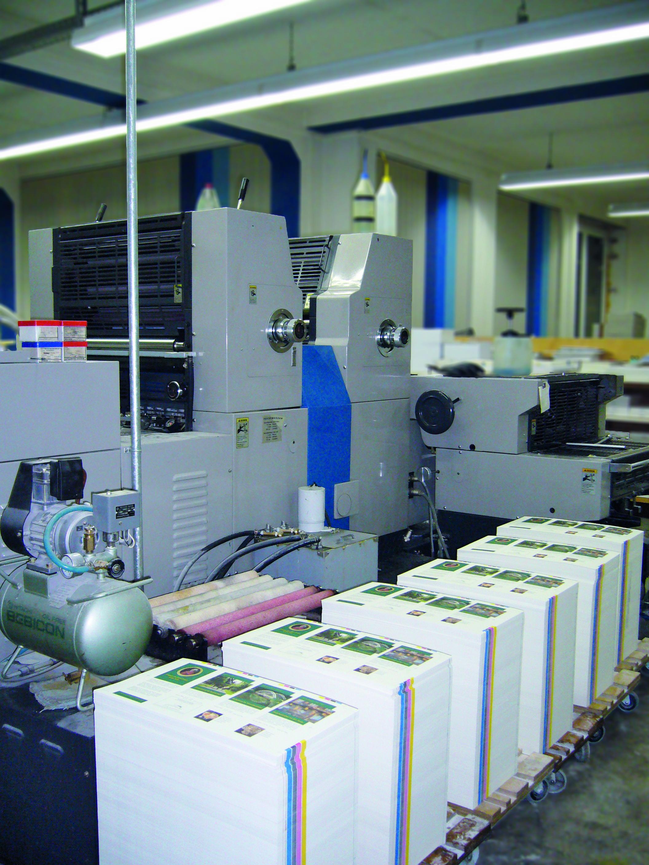 Offsetdruck   Schaten Offset- und Digitaldruck