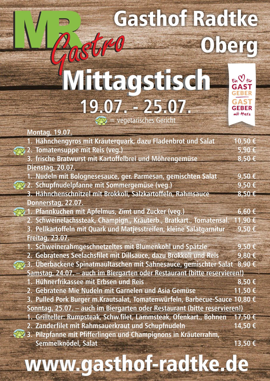 Aktuell | Gasthof Radtke