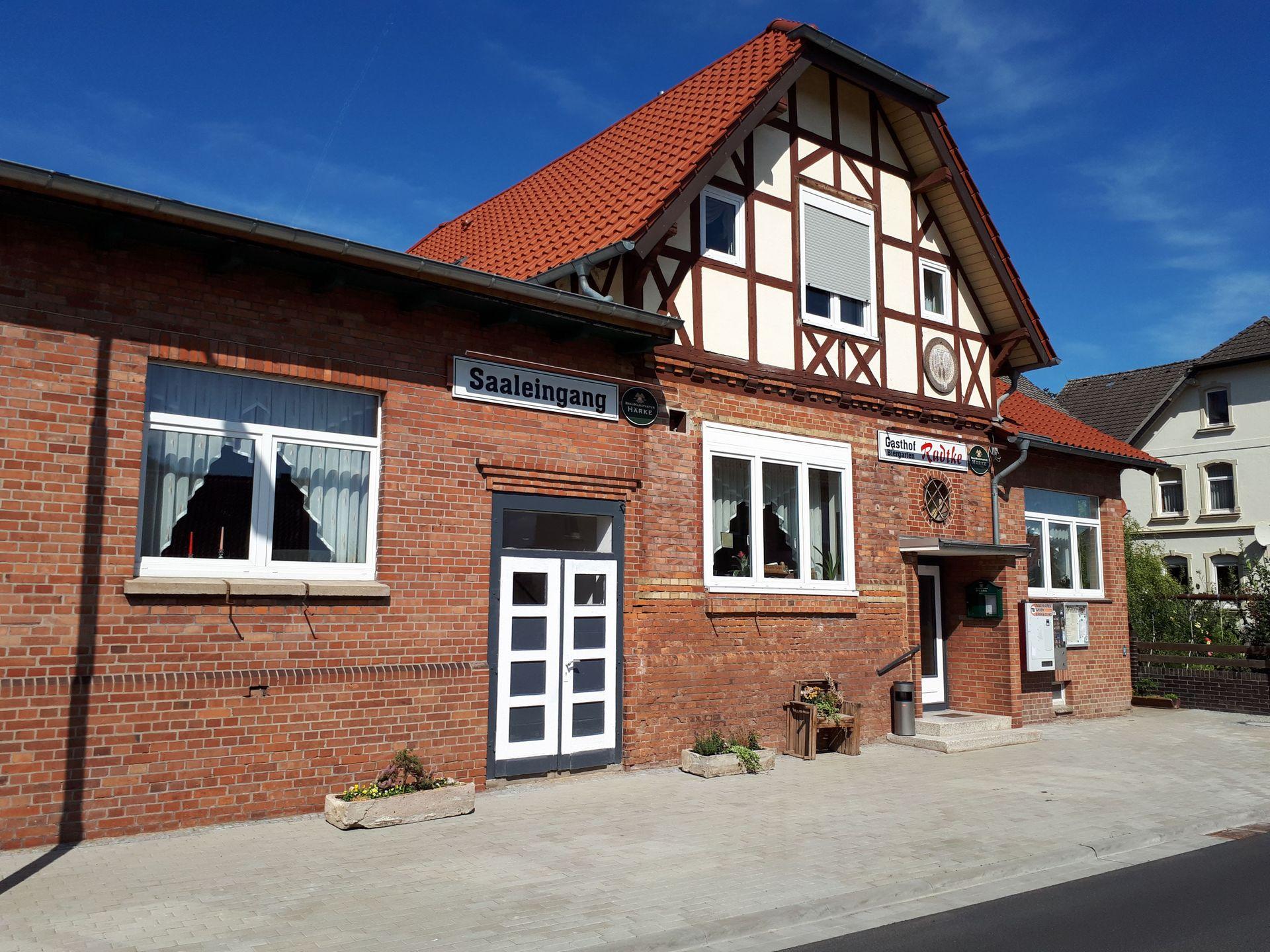 Willkommen! Welcome! Bien venue! | Gasthof Radtke