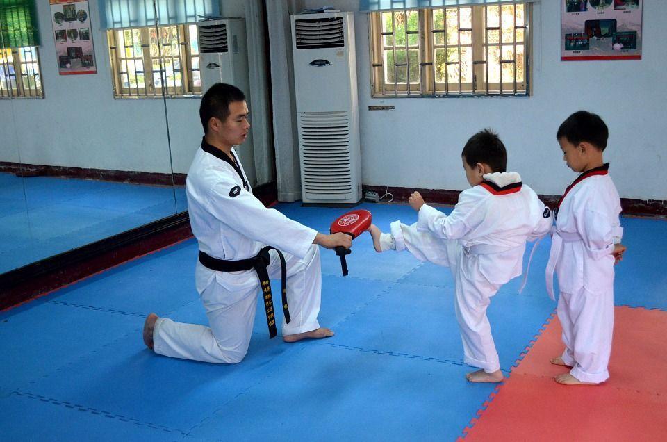 Taekwondo beim Budokai | budokai-melle