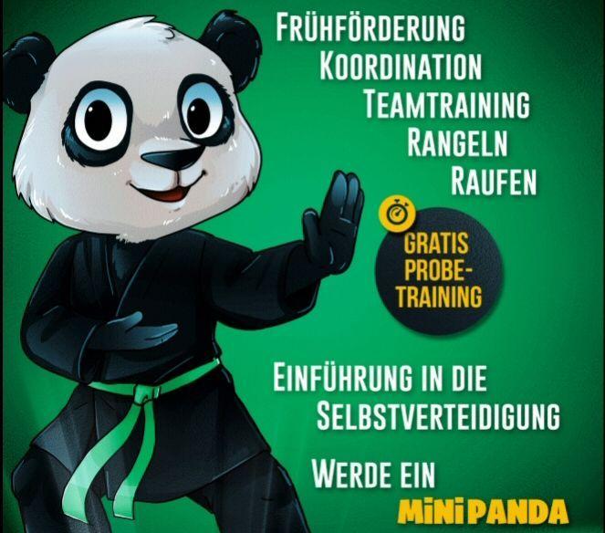 Mini-Panda Frühfördertraining | budokai-melle