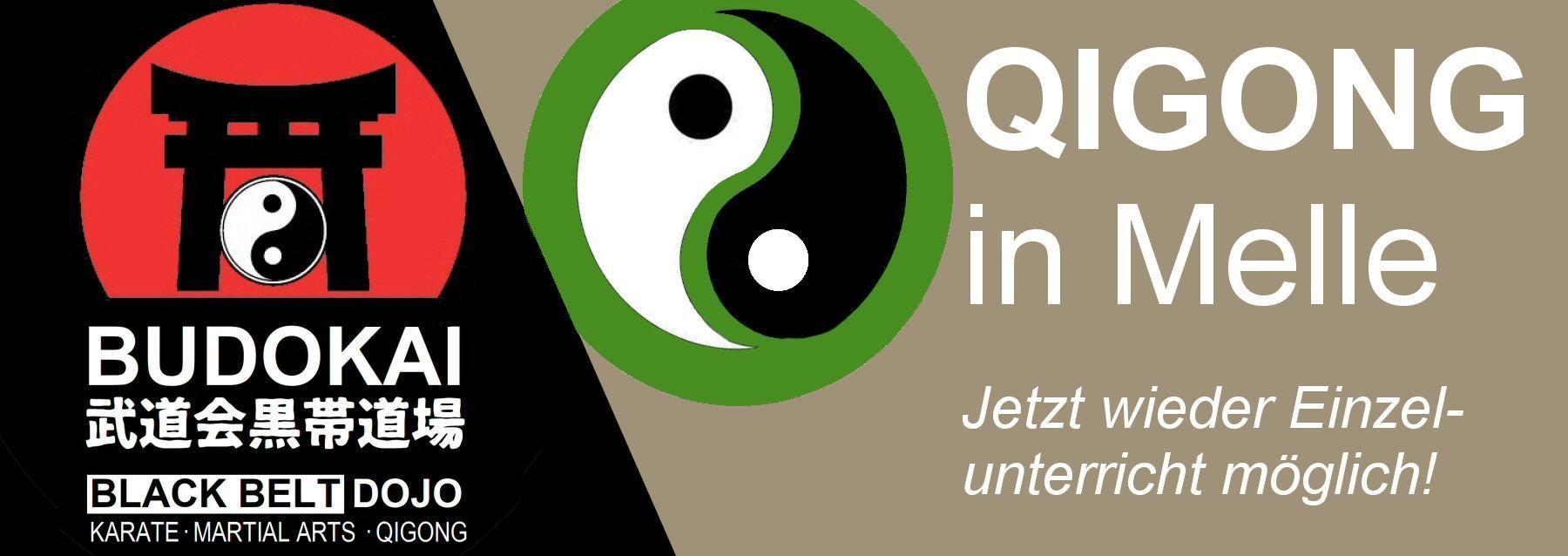 QIGONG beim Budokai :Bewegung für das Leben -