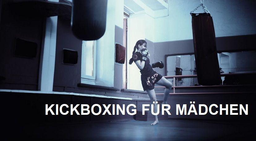 Kickboxing für Mädchen | budokai-melle