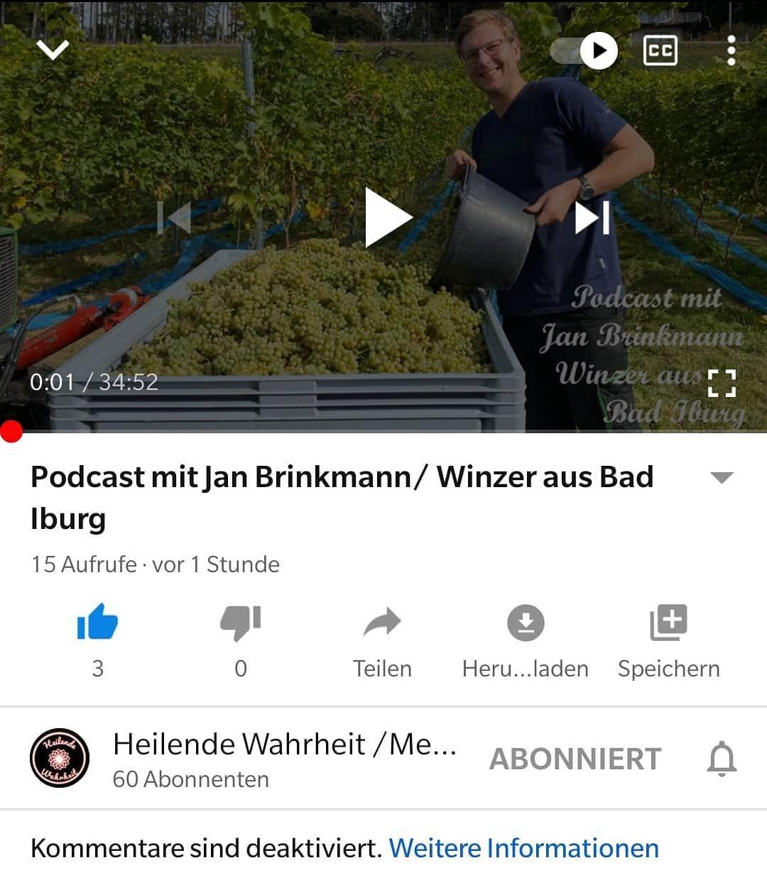 Aktuelles | Teutoburger_Südhang_Weinhof_Brinkmann
