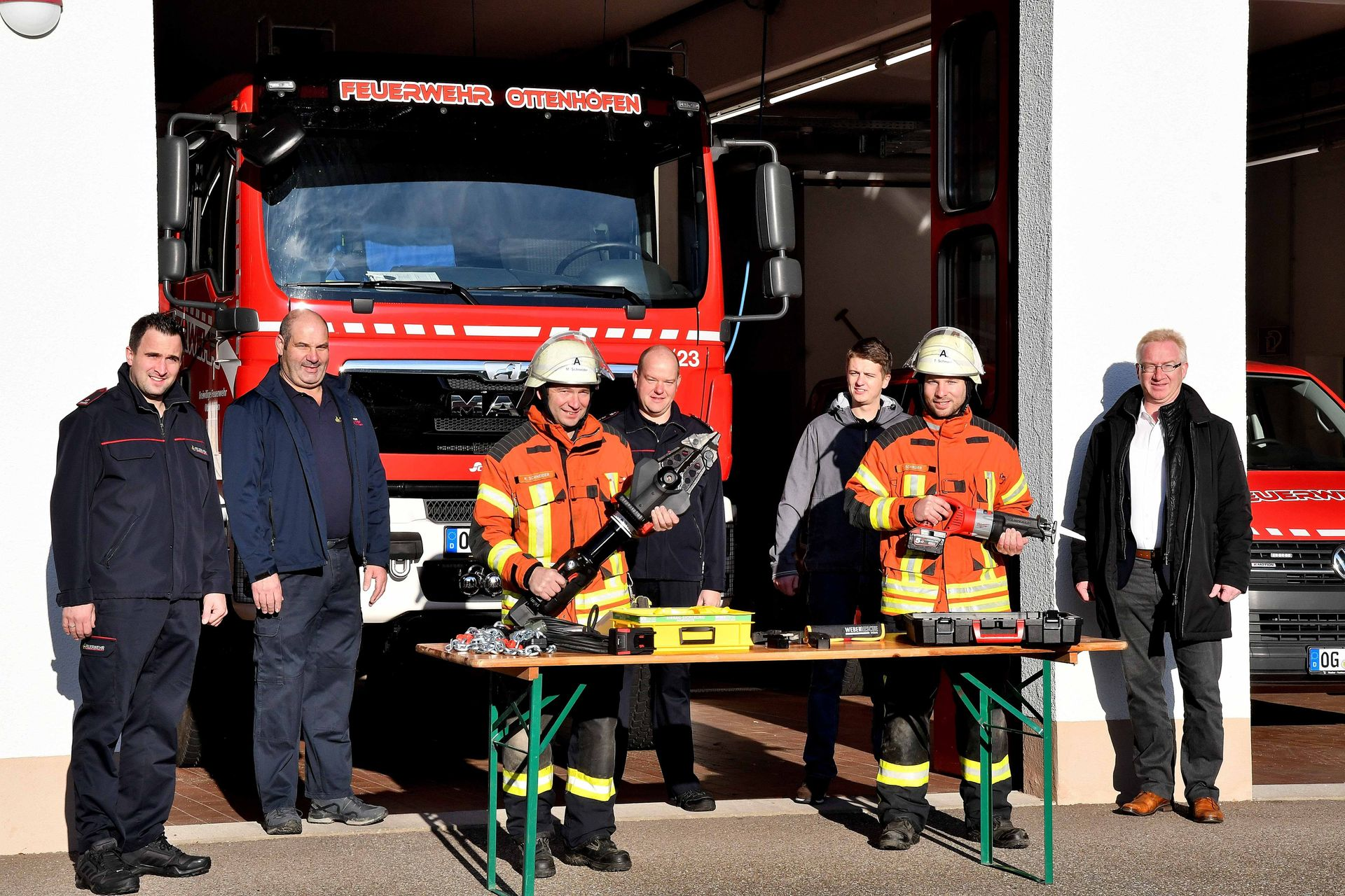 Beiträge und Berichte rund um unsere Feuerwehr