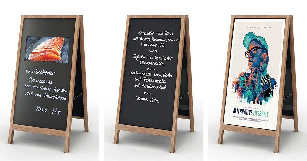 Digital Signage für Ihr Geschäft