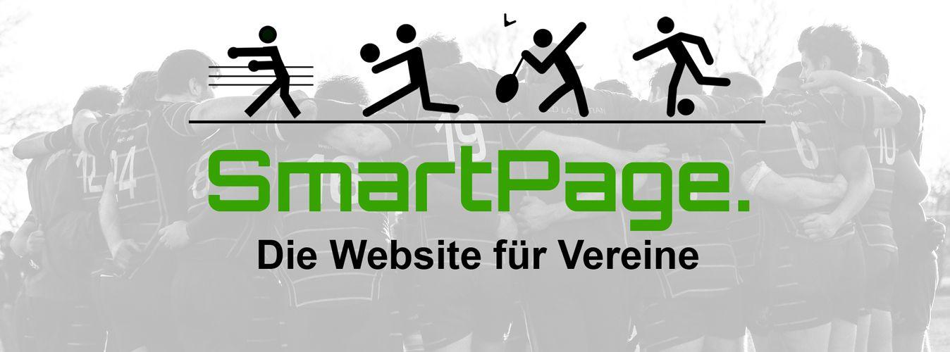 SmartPage - SmartPage für Vereine