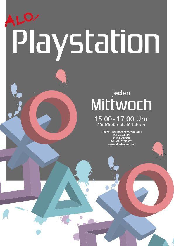Playstation | alo-duelken