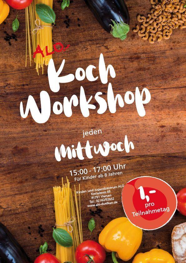 Koch Workshop - Koch-Workshop | alo-duelken