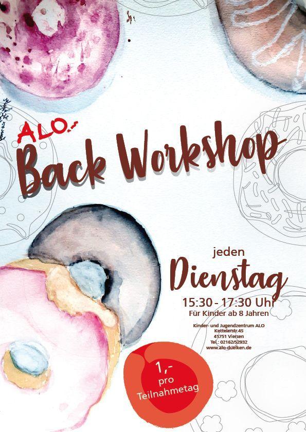 Back Workshop - Back-Workshop | alo-duelken