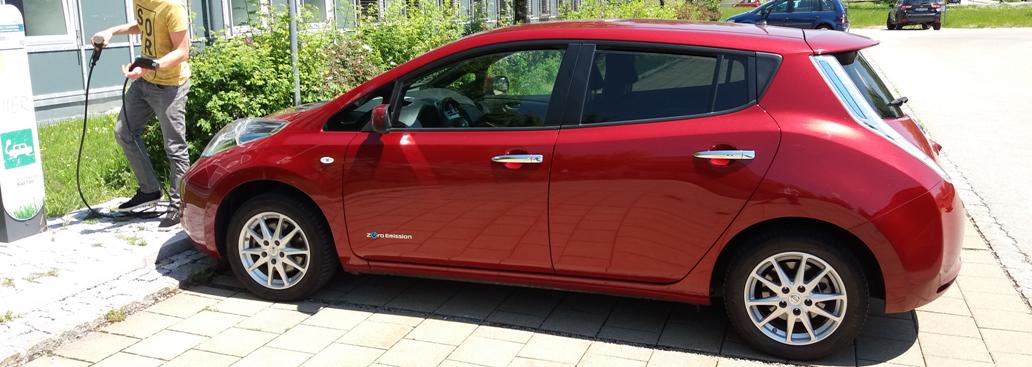Innovativer Drive für den Klimaschutz - eMobilität