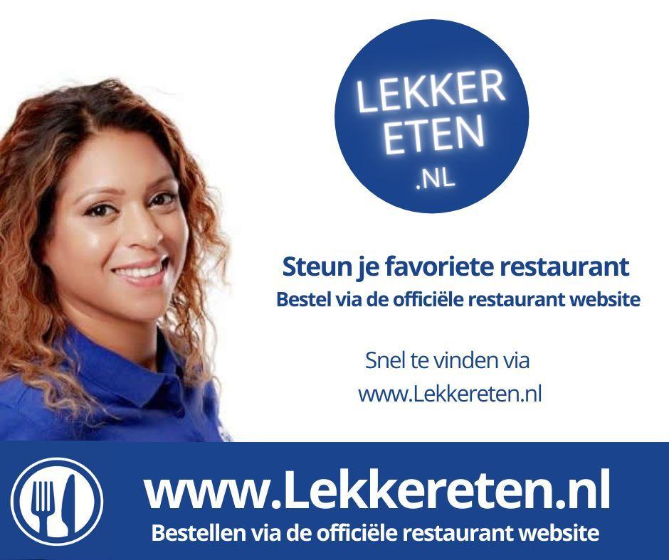 Welkom | Lekkereten.nl