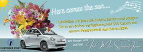 Anmelden | MORI SCHÖBERL italienisches Autohaus Ingolstadt