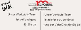 Virtuelle Beratung bei Mori Schöberl