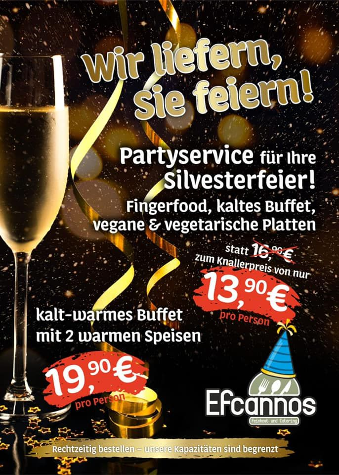 Aktuell   Efcannos Catering&Feinkost