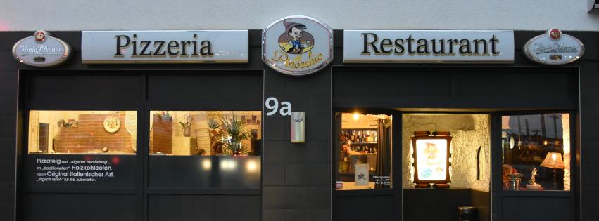 """Restaurant - Pizzeria """"Al Pinocchio"""" - Restaurant"""
