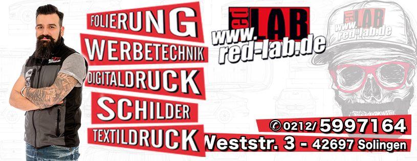 red lab Werbetechnik - red-lab