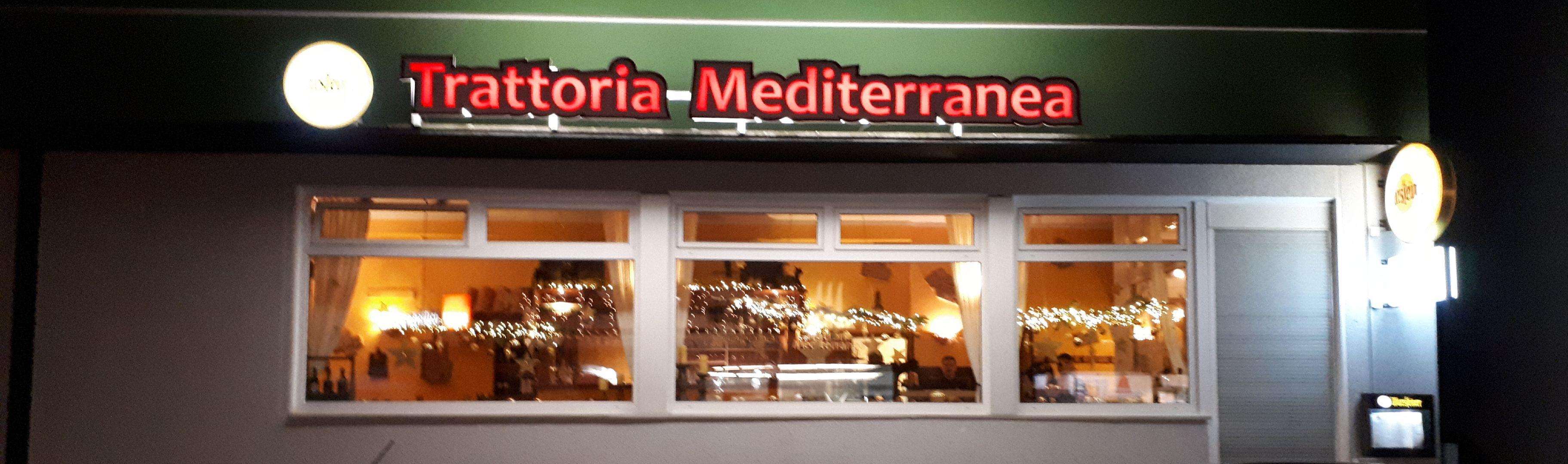 Trattoria Mediterranea   ISG Solingen-Ohligs e.V.