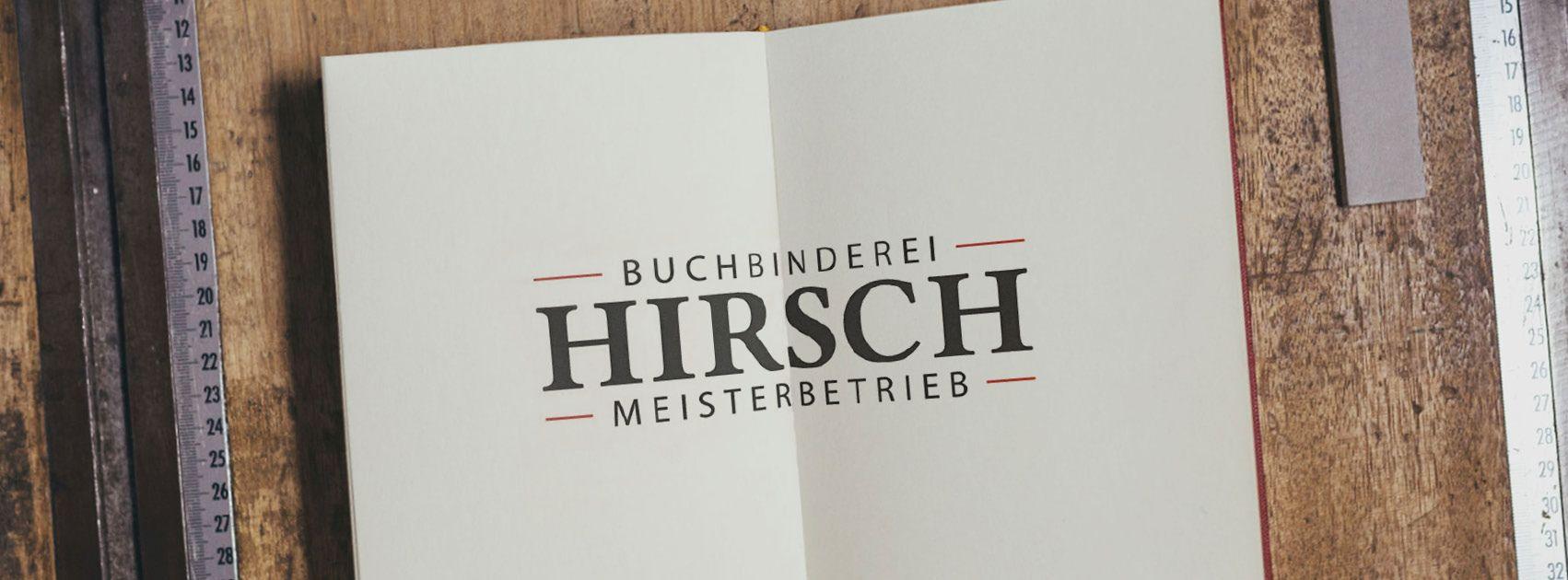 Buchbinderei Hirsch | ISG Solingen-Ohligs e.V.