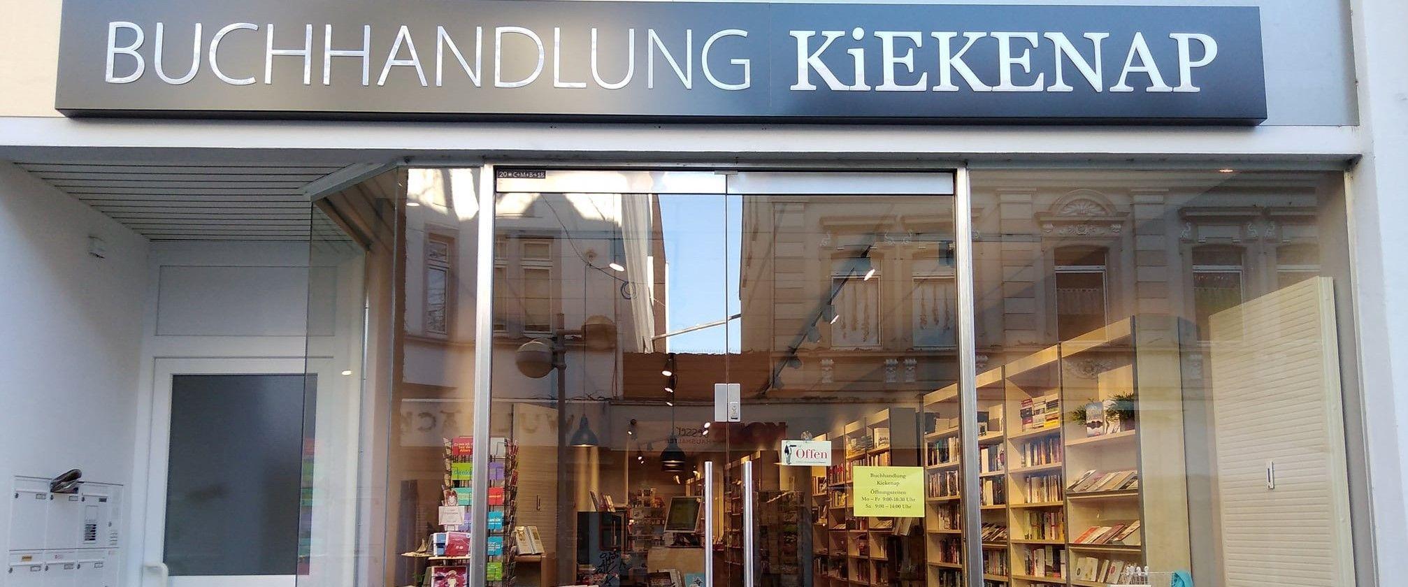 Buchhandlung Kiekenap | ISG Solingen-Ohligs e.V.