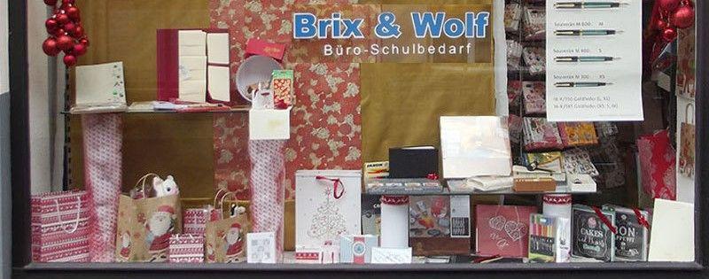 Brix & Wolf - Brix & Wolf Büro- und Schulbedarf
