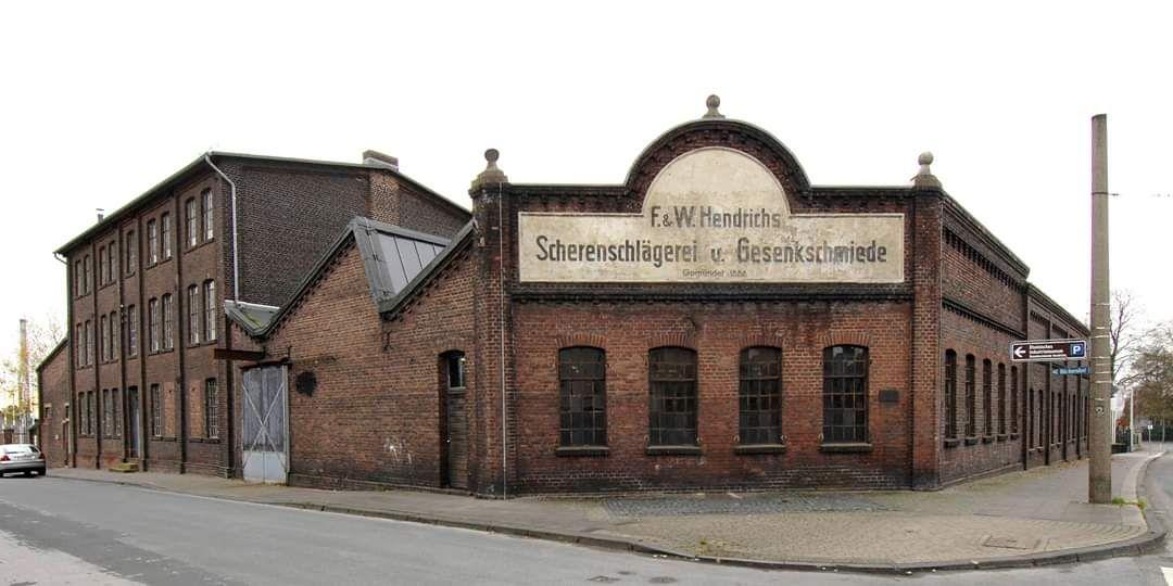 LVR-Industriemuseum -  Gesenkschmiede Hendrichs