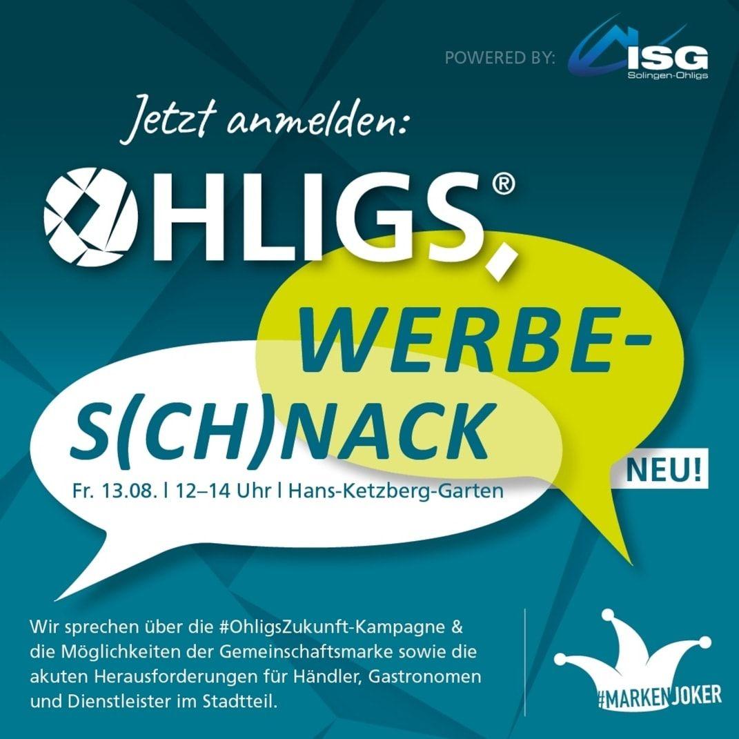 Ohligs NEWS | ISG Solingen-Ohligs e.V.