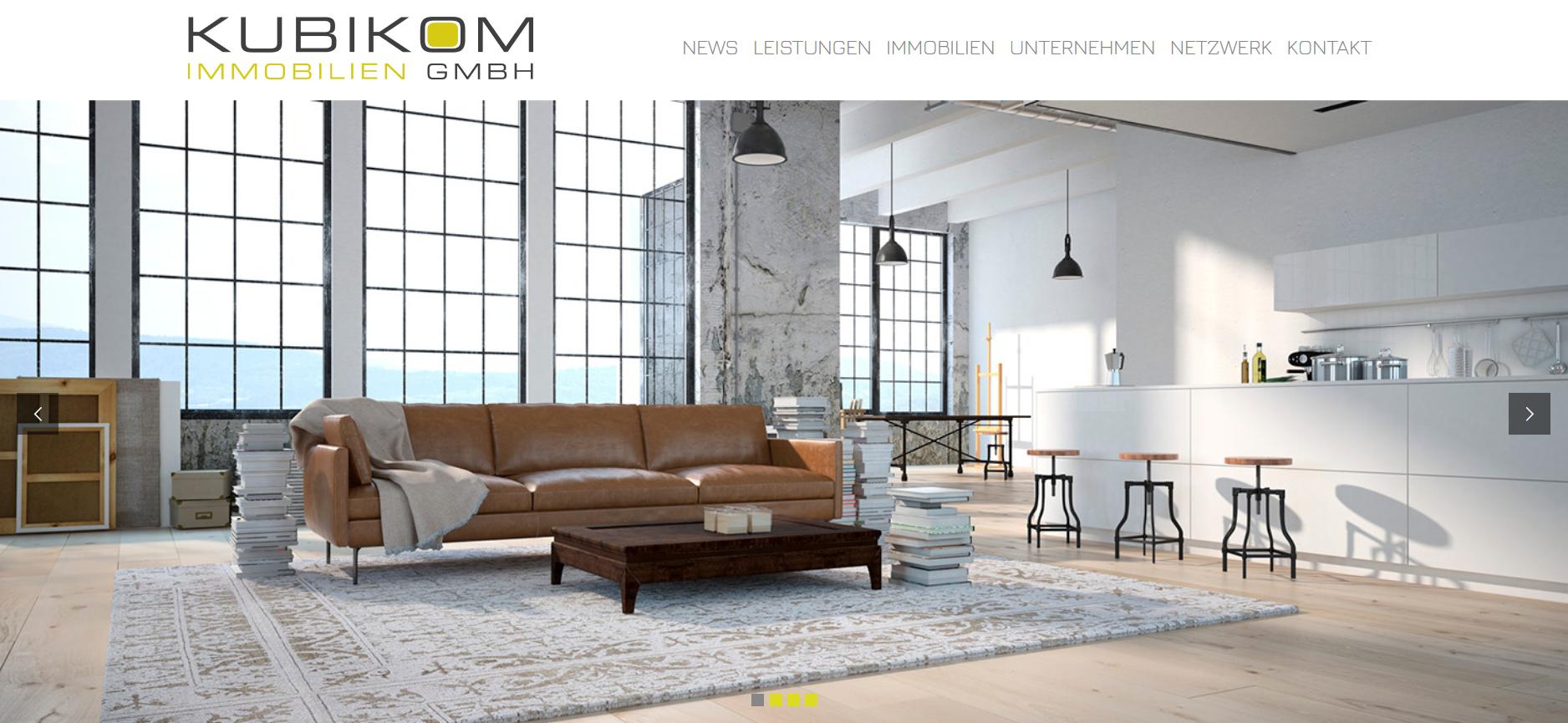 KUBIKOM Immobilien Makler GmbH