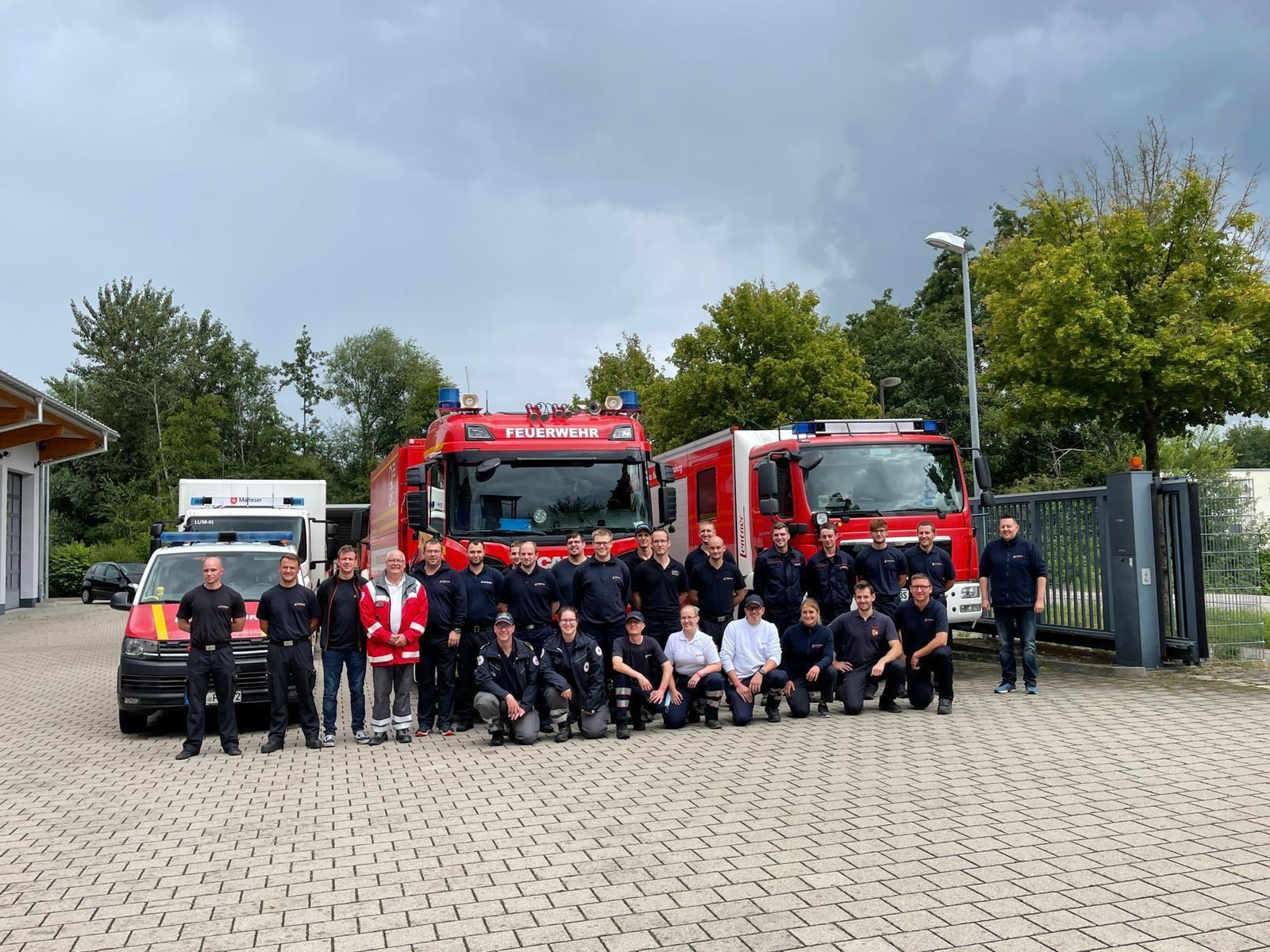 Aktuelle Infos!   Feuerwehrverband - Ortenaukreis