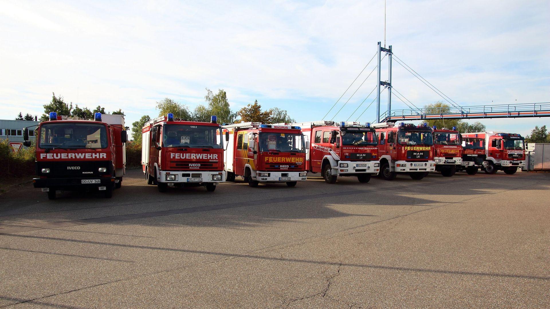 PSNV in der Feuerwehr