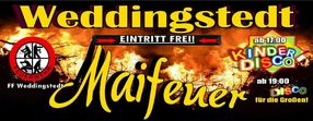 Parkplatz | maifeuer-weddingstedt
