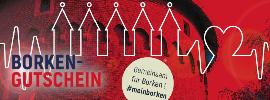 Der neueBorken-Gutschein! | Borkener Gutschein