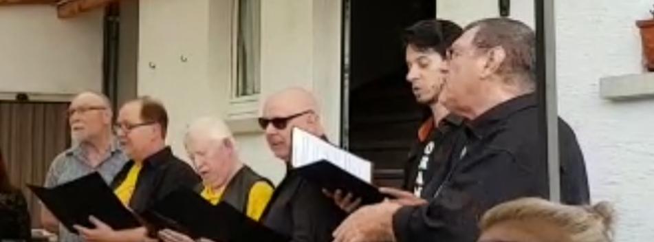 """Wir singen flämisch... - """"Dutch Gang"""""""