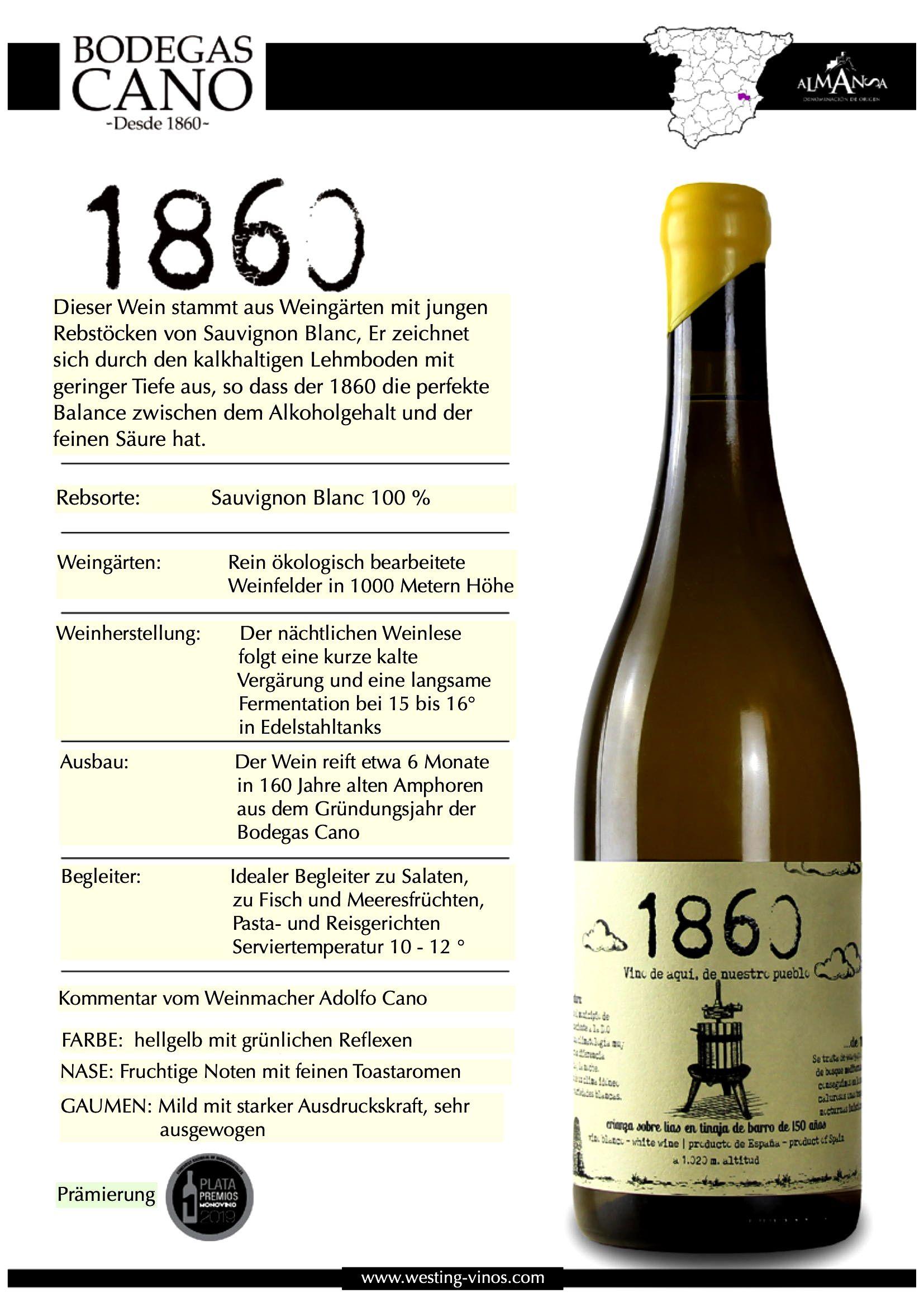Weine aus Almansa   westing-vinos